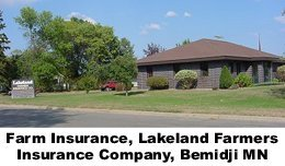 Insurance - Bemidji, MN - Lakeland Farmers Insurance Company