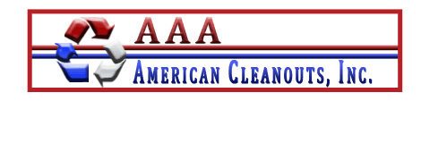 Waste Removal | Glendale Heights, IL | AAA American Cleanouts, Inc. | 630-768-8229