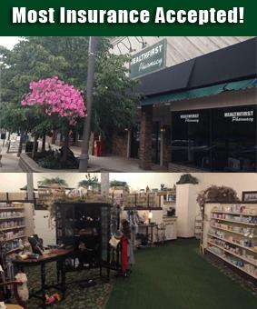 Drug Store - Owosso, MI - Healthfirst Pharmacy