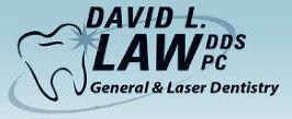 David L Law DDS - Logo