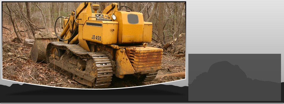 Bulldozing | North Adams, MA | Berkshire County Construction | 413-664-2076