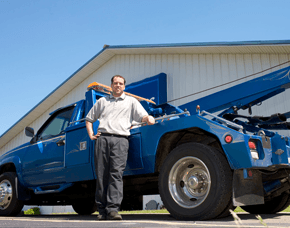 Emergency Roadside Service - Piluso's Service, Inc. - Whitesboro, NY