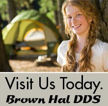 Dental Clinic - Ponca City, OK - Brown Hal DDS - Smiling girl
