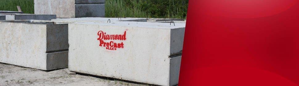Diamond Precast and Transport LLC - Concrete and Hauling