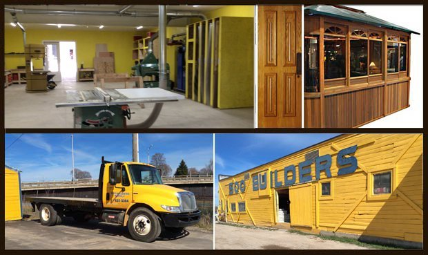 Soo Builders' Supply Co EST- doors, lumber, windows