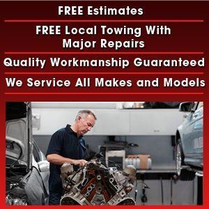 Auto Repairs - Patchogue, NY - Top Gear Transmissions Inc