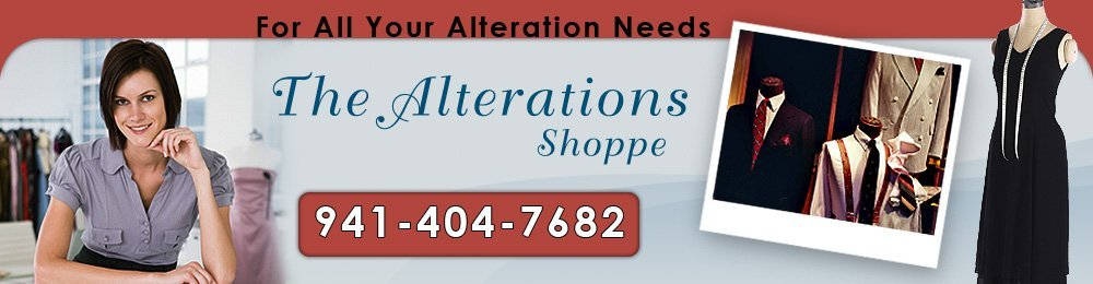 Clothing Alteration - Venice, FL - The Alterations Shoppe