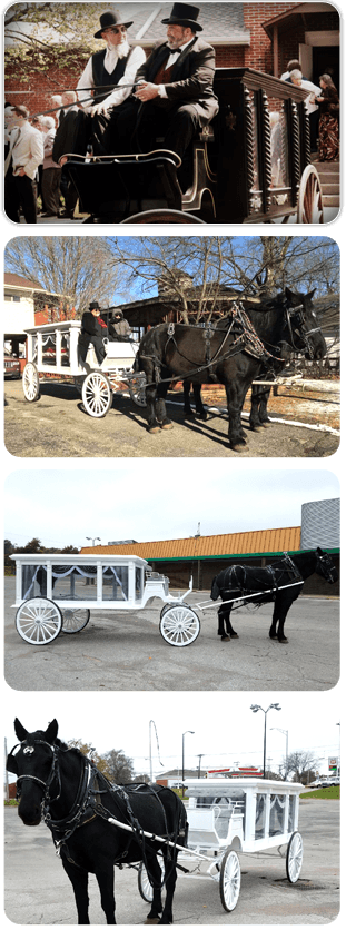 Funeral Carriages   Savannah, MO   Duncan Carriages   816-390-5298