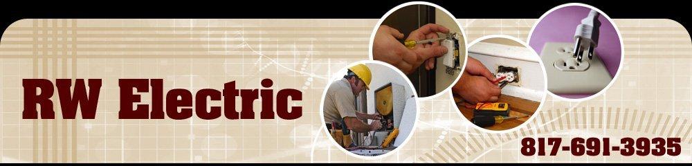 Electric Service - Boyd, TX - RW Electric