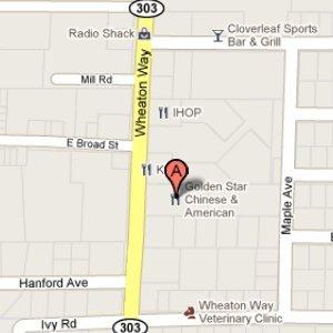 Golden Star Chinese Restaurant - 3950 Wheaton Way Bremerton, WA 98310-3538