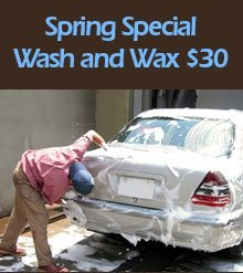 Hand Car Wash - Chicago, IL - Glitz Car Wash & Detail Center