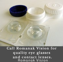 Optometrist - Kenosha, WI - Romanak Vision