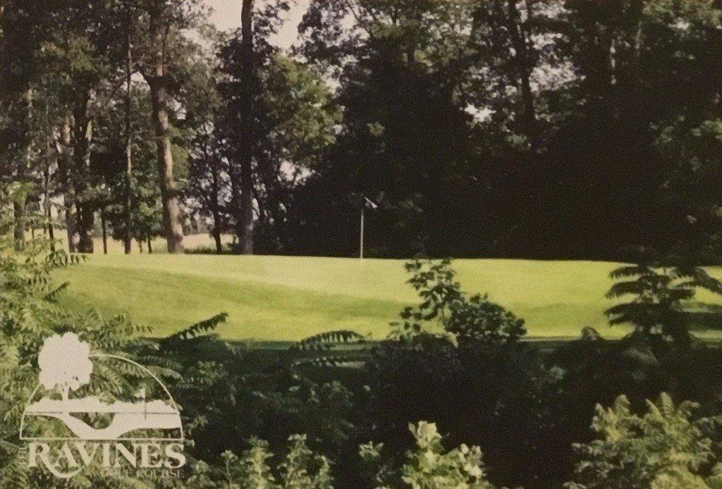 Ravines Golf Course | Scorecard