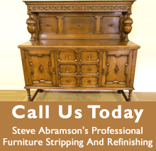 Furniture Repair - Bangor, PA - Steve Abramson's Professional Furniture Stripping And Refinishing - Furniture Repair