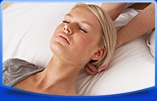 Neck pain treatment at Fisher Chiropractic