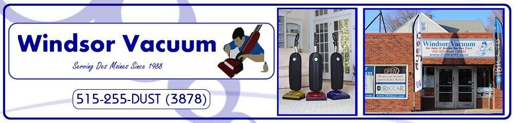 Vacuum Service Center - Des Moines, IA - Windsor Vacuum