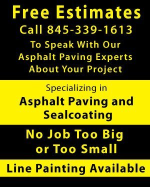Asphalt Paving - Kingston, NY - Asphalt Maintenance