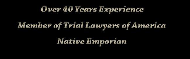 Attorney | Emporia, KS | Thomas A. Krueger, Attorney | 620-342-2499