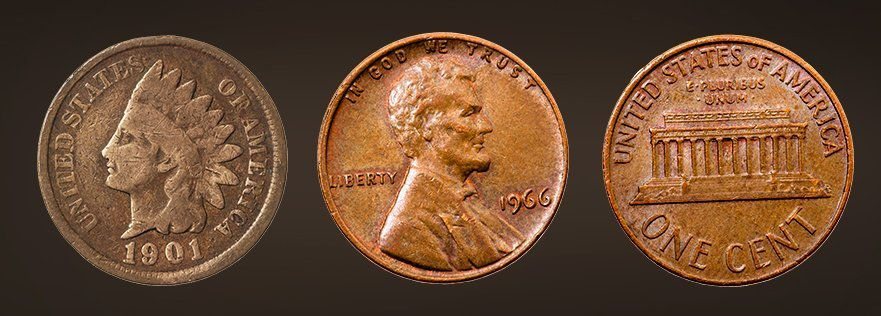 Copper Denominations