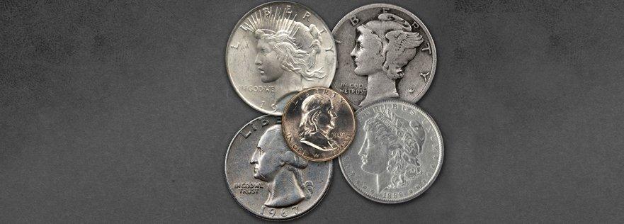 Small Silver Denominations