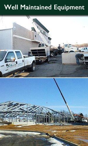 Trucking And Storage   Lakewood, NJ   CK Maverick Crane Service Inc.   Well