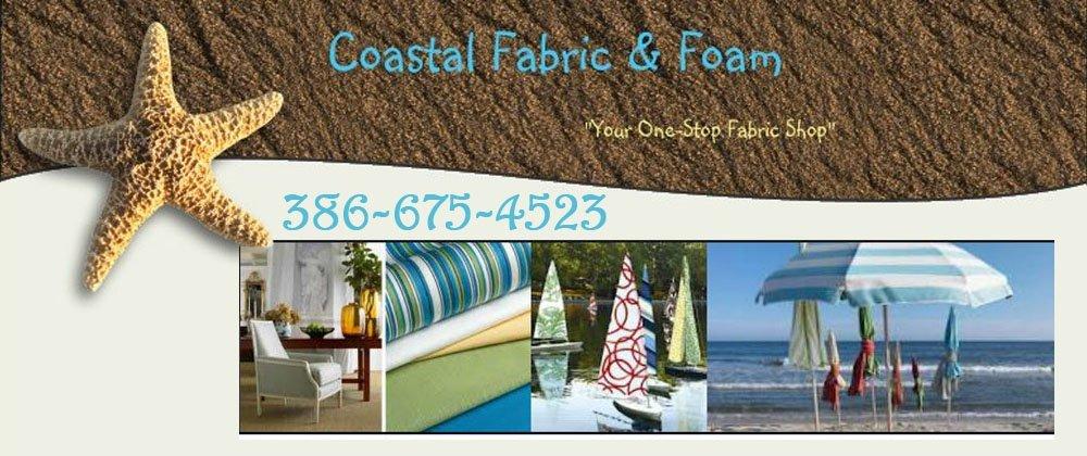 Fabrics Daytona Beach, FL - Coastal Fabric & Foam 386-675-4523