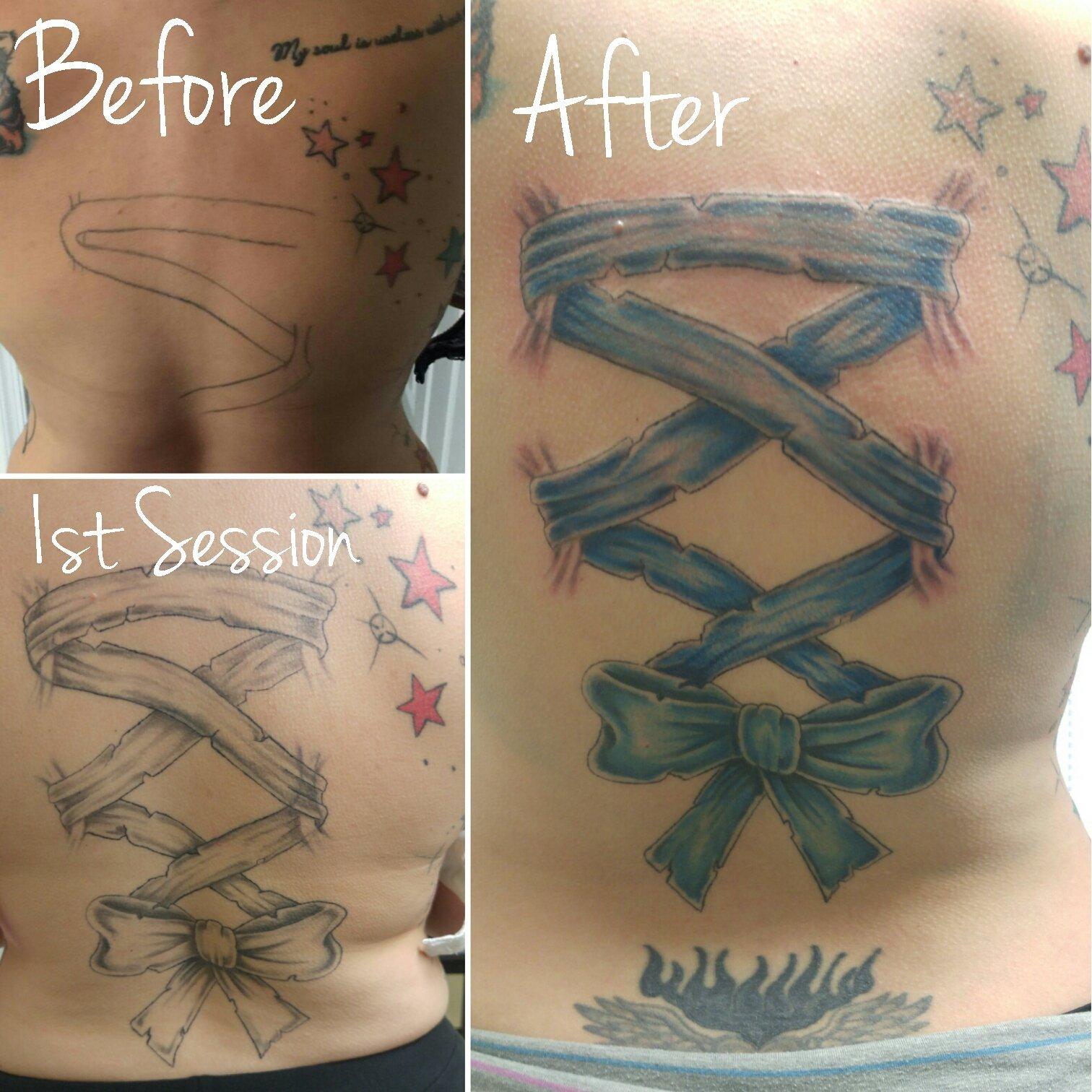 Ink Wizard Tattoo Natalie's Photo Gallery | California, MD