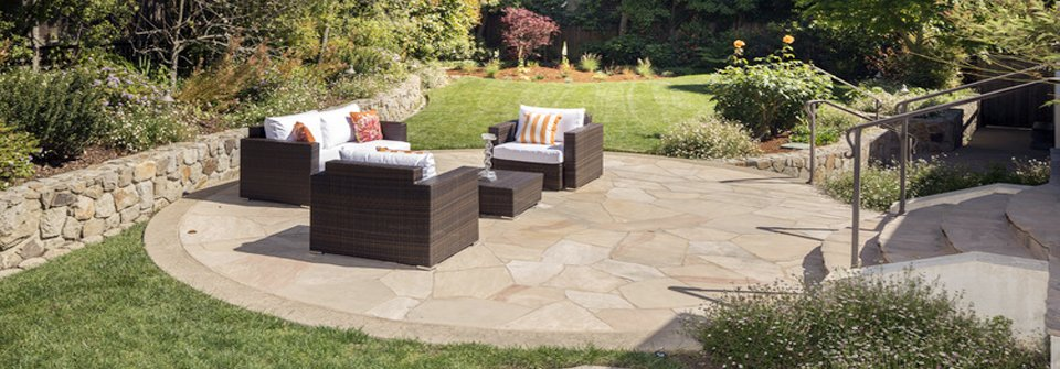 Excellent Patio Installation Services