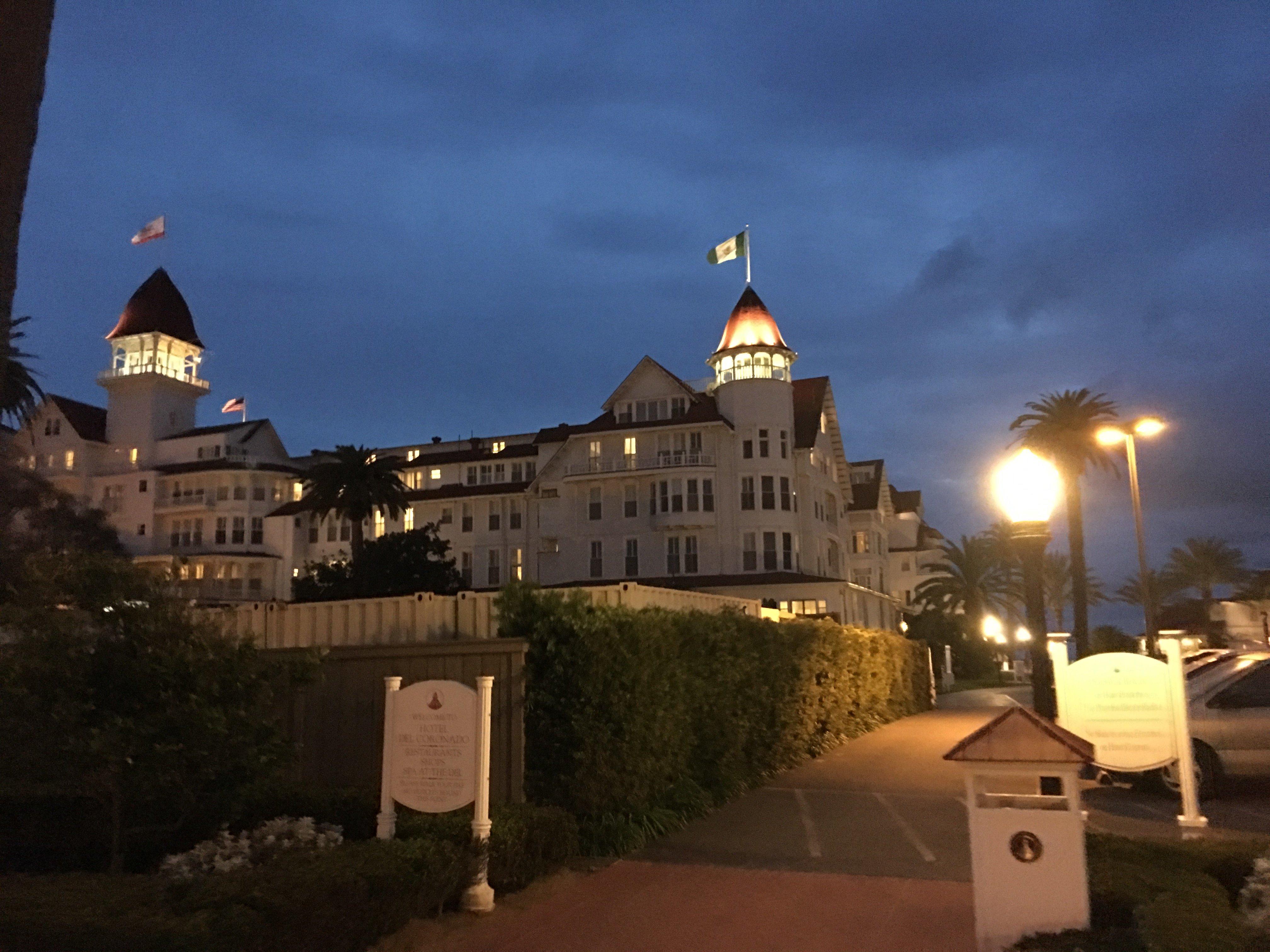 Hotel del Coronado, hotel del, coronado