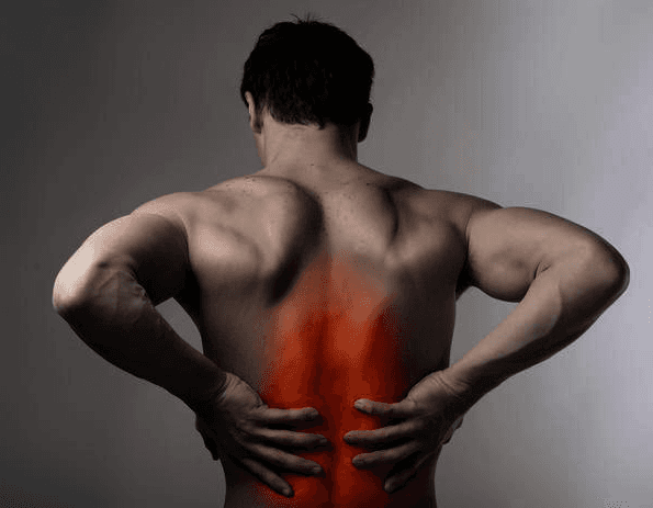low back pain, low back injury, low back