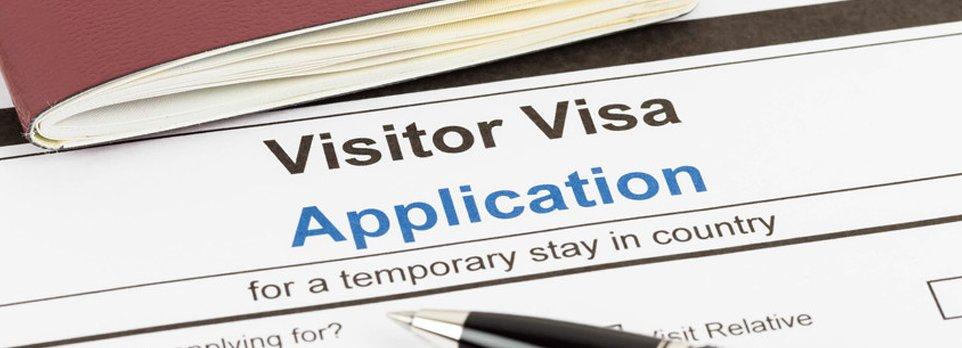 Visitor visa applications