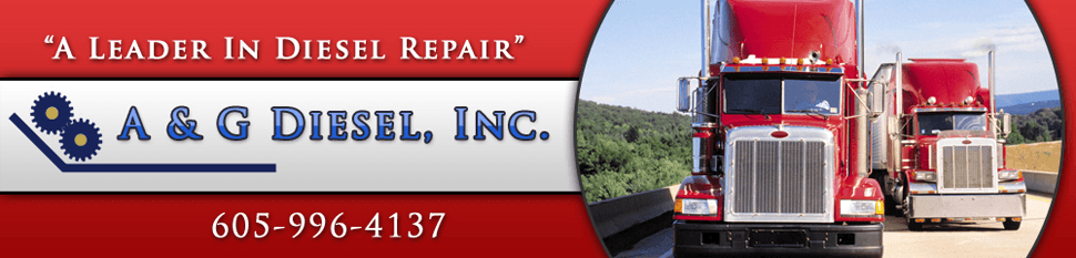 Diesel Repair Shop - Mitchell, SD - A & G Diesel, Inc. - truck
