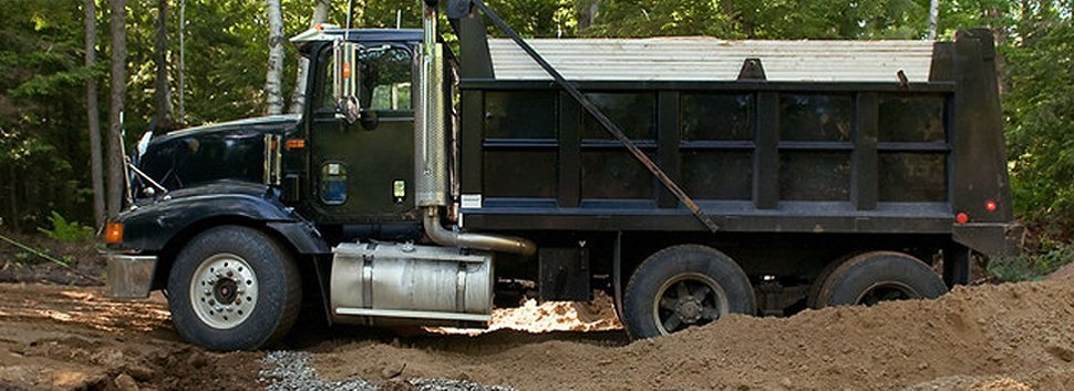 Installation of sand mound systems  | St. Mary's County, MD | D. Barnes Excavating | 301-904-1909