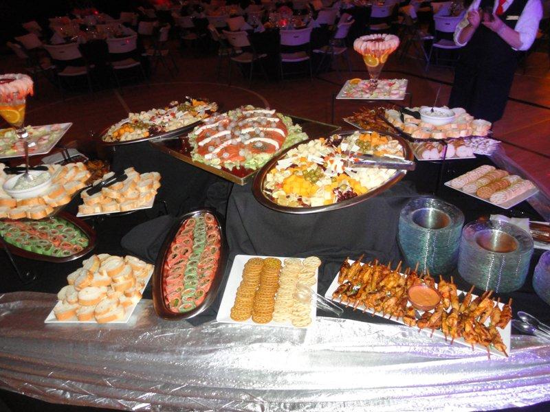Cornejo's catering food