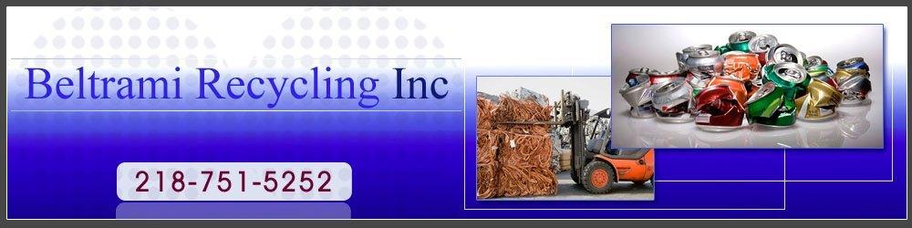 Recycling - Bemidji, MN - Beltrami Recycling Inc