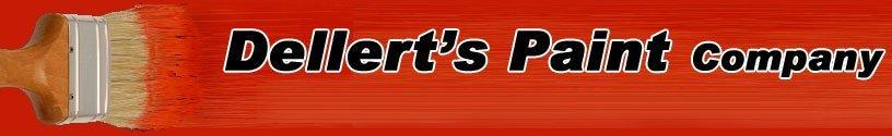 Dellert's Paint - Logo