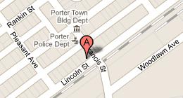 Porter Bank 230 Lincoln St., Porter, IN 46304