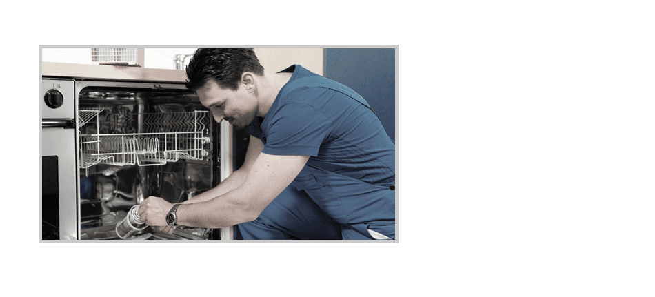Residential appliance repair
