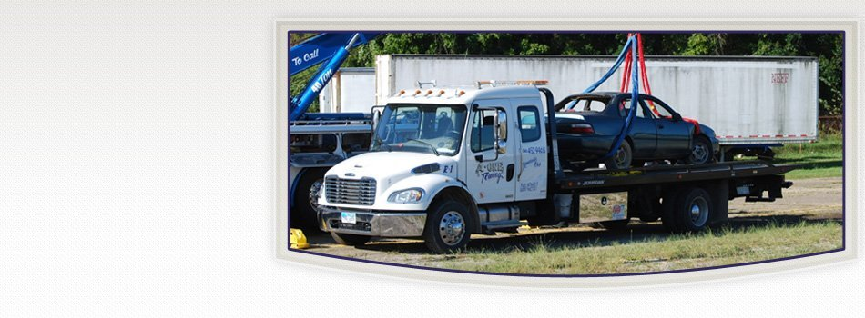 Recovery Services | Zanesville, OH | A-One Towing | 740-452-9468