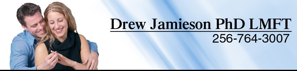 Marriage Therapist - Florence, AL - Drew Jamieson PhD LMFT