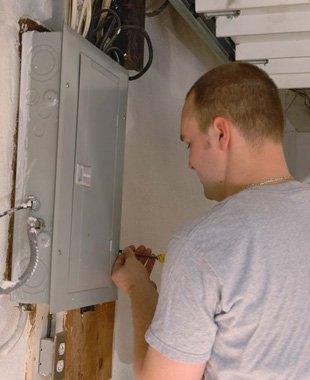 Electric service & repair