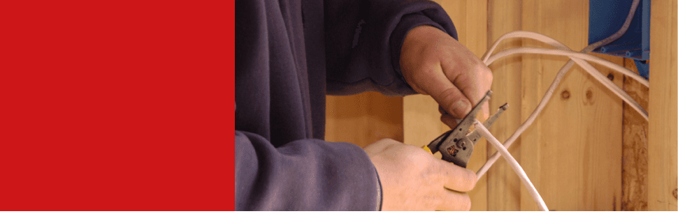 Electrical wiring repair