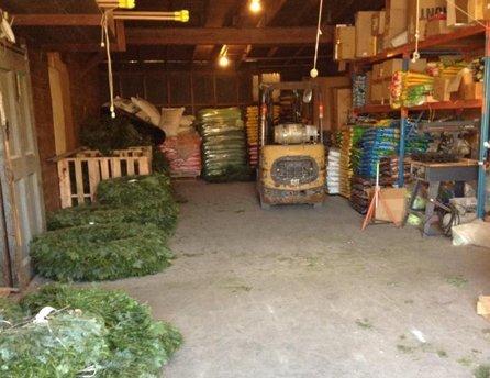 A.B. Hatchery & Garden  supplies