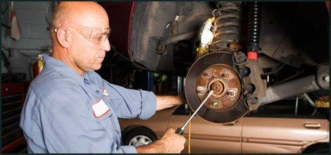 brake services | Indio, CA | Han's Automotive | 760-347-0092