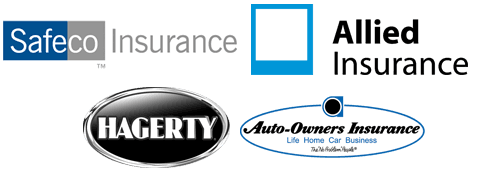 Safeco | Allied | Auto owners | Hagerty