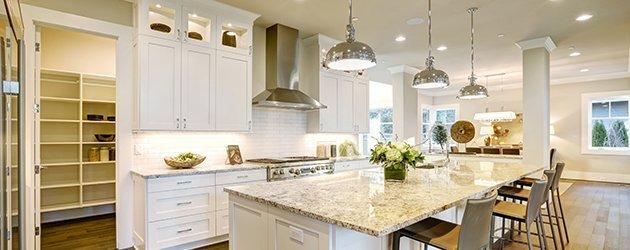 Kitchen Lighting | Kitchen Electrical Rewiring | Waco, TX