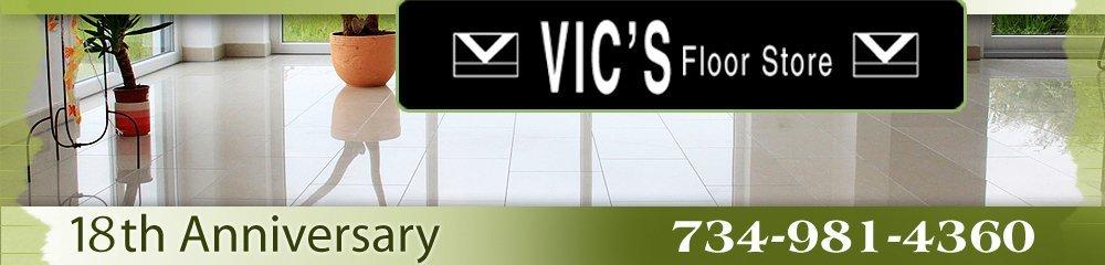 Flooring and Floor Installation Canton, MI - Vic's Floor Store