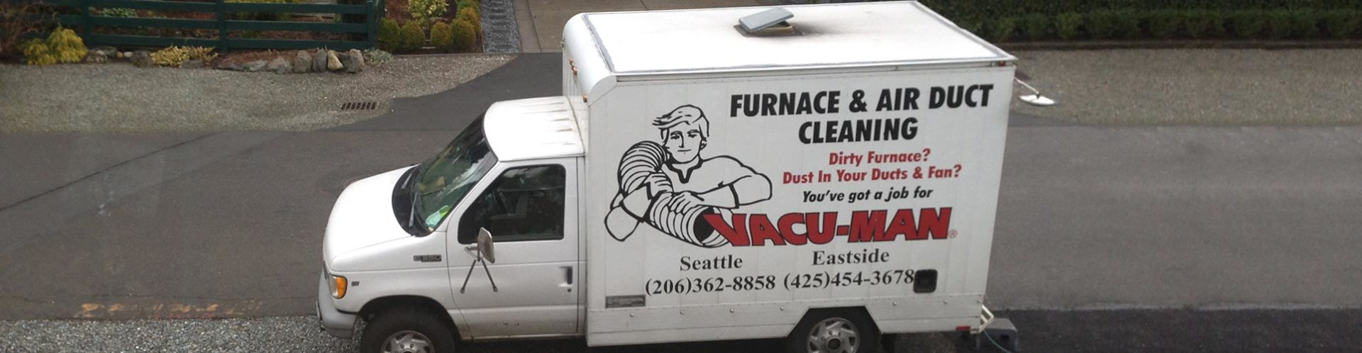 Vacu Man Furnace Amp Air Duct Cleaning Duct Cleaning Seattle