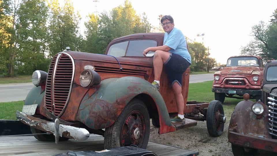 Pontiac Grand Prix | Antique Car | Thief River Falls MN