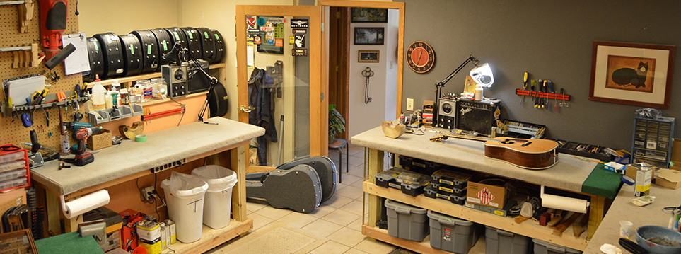 Guitar Store